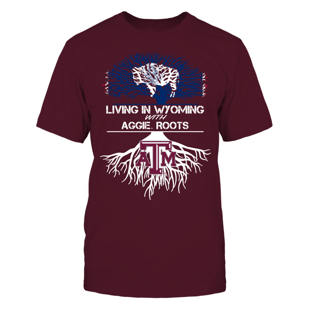 Texas A&M Aggies - Living Roots Wyoming Front picture