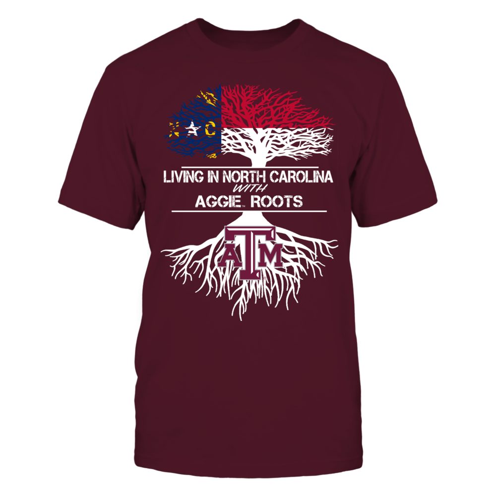 Texas A&M Aggies - Living Roots North Carolina Front picture