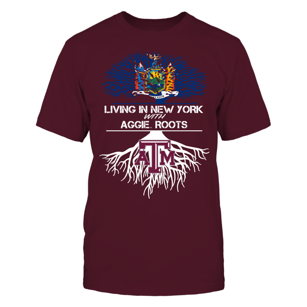 Texas A&M Aggies - Living Roots New York Front picture