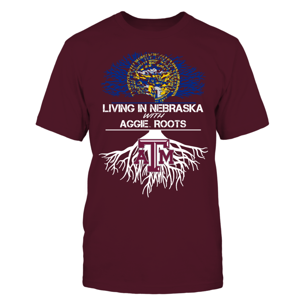 Texas A&M Aggies - Living Roots Nebraska Front picture