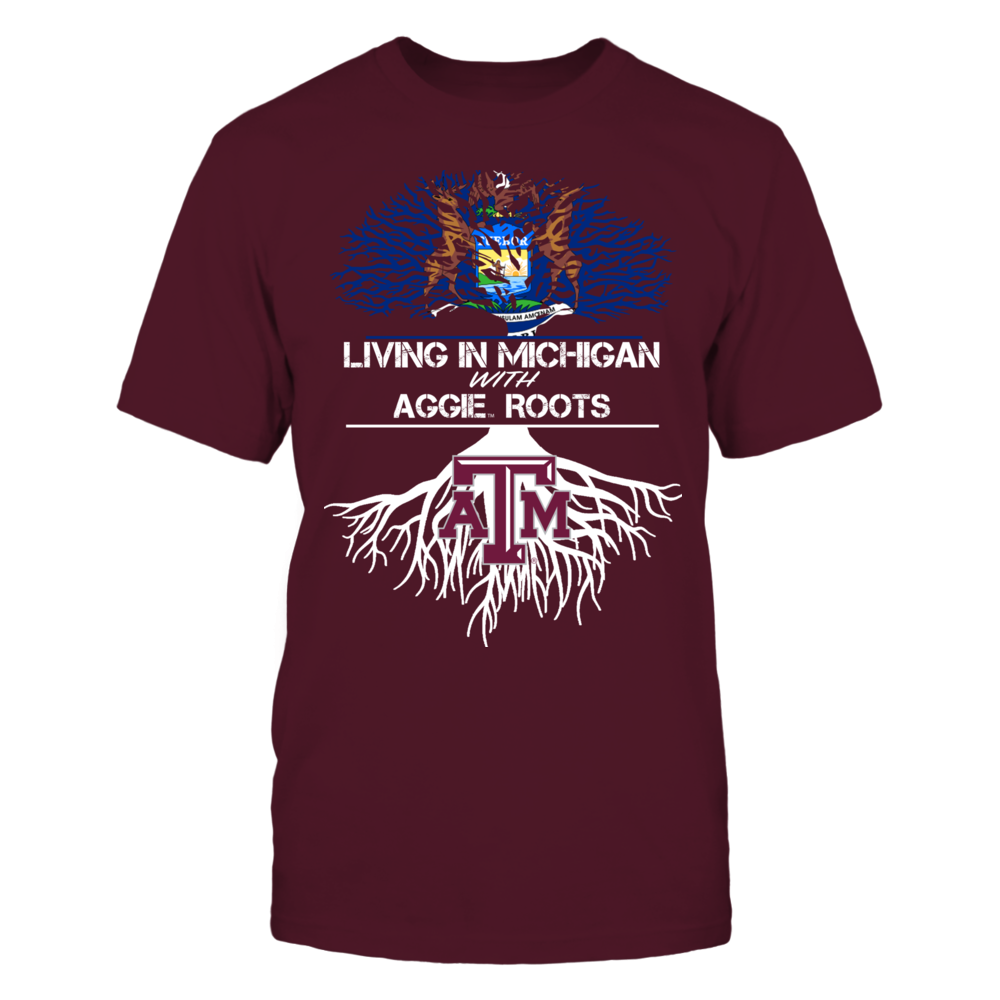 Texas A&M Aggies - Living Roots Michigan Front picture
