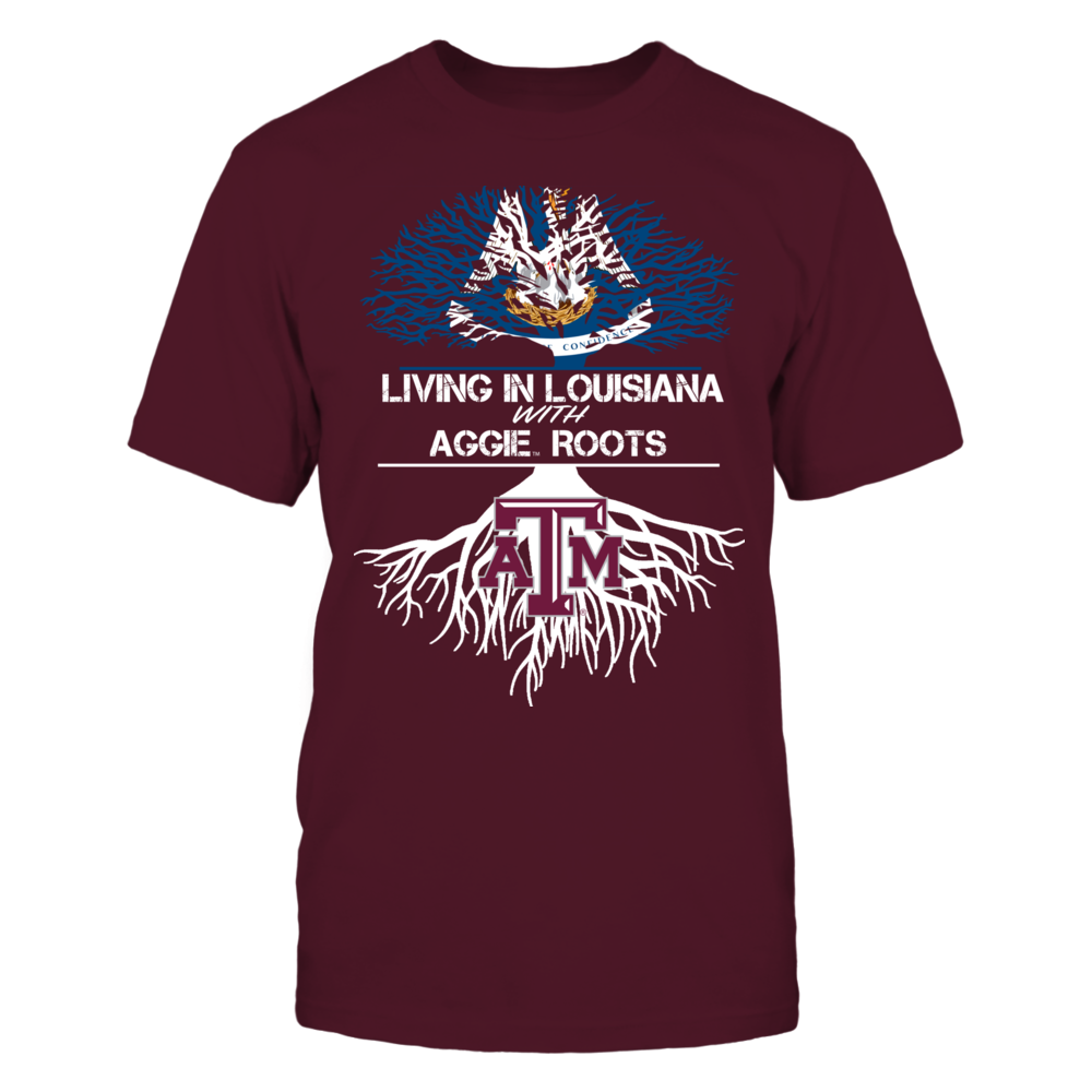 Texas A&M Aggies - Living Roots Louisiana Front picture