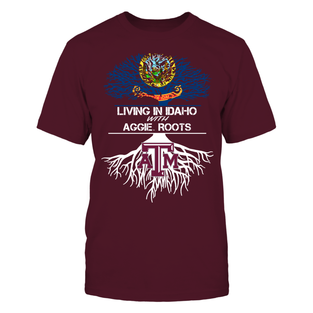 Texas A&M Aggies - Living Roots Idaho Front picture