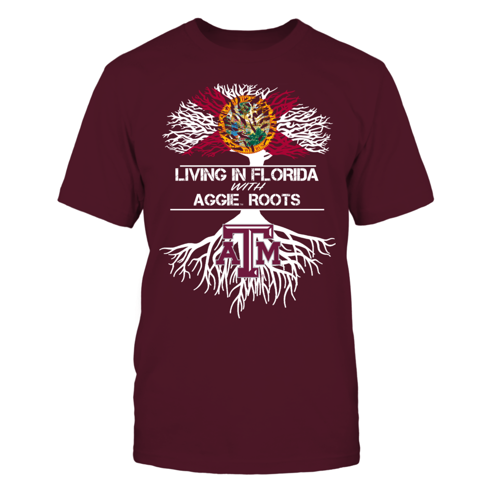 Texas A&M Aggies - Living Roots Florida Front picture