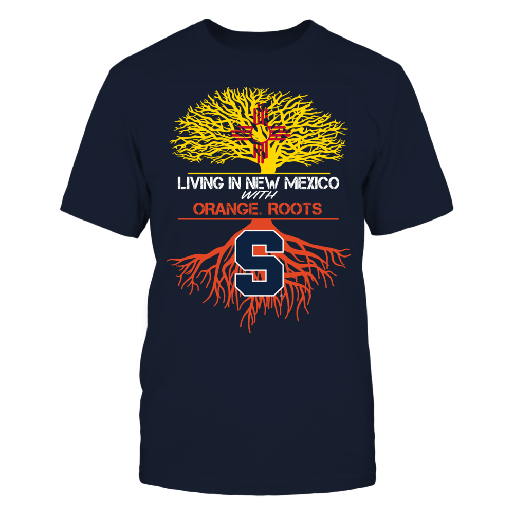 Syracuse Orange - Living Roots New Mexico Front picture