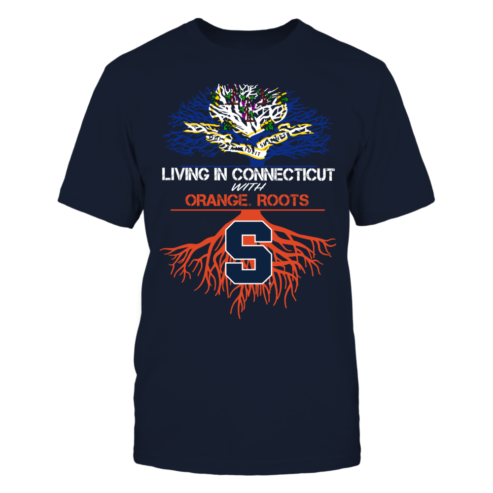Syracuse Orange - Living Roots Connecticut Front picture