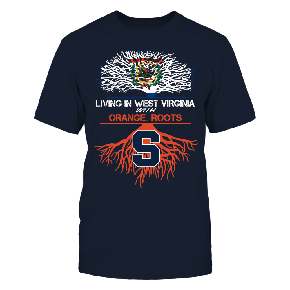 Syracuse Orange - Living Roots West Virginia Front picture