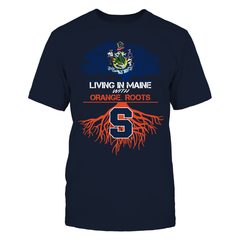 Syracuse Orange - Living Roots Maine Front picture