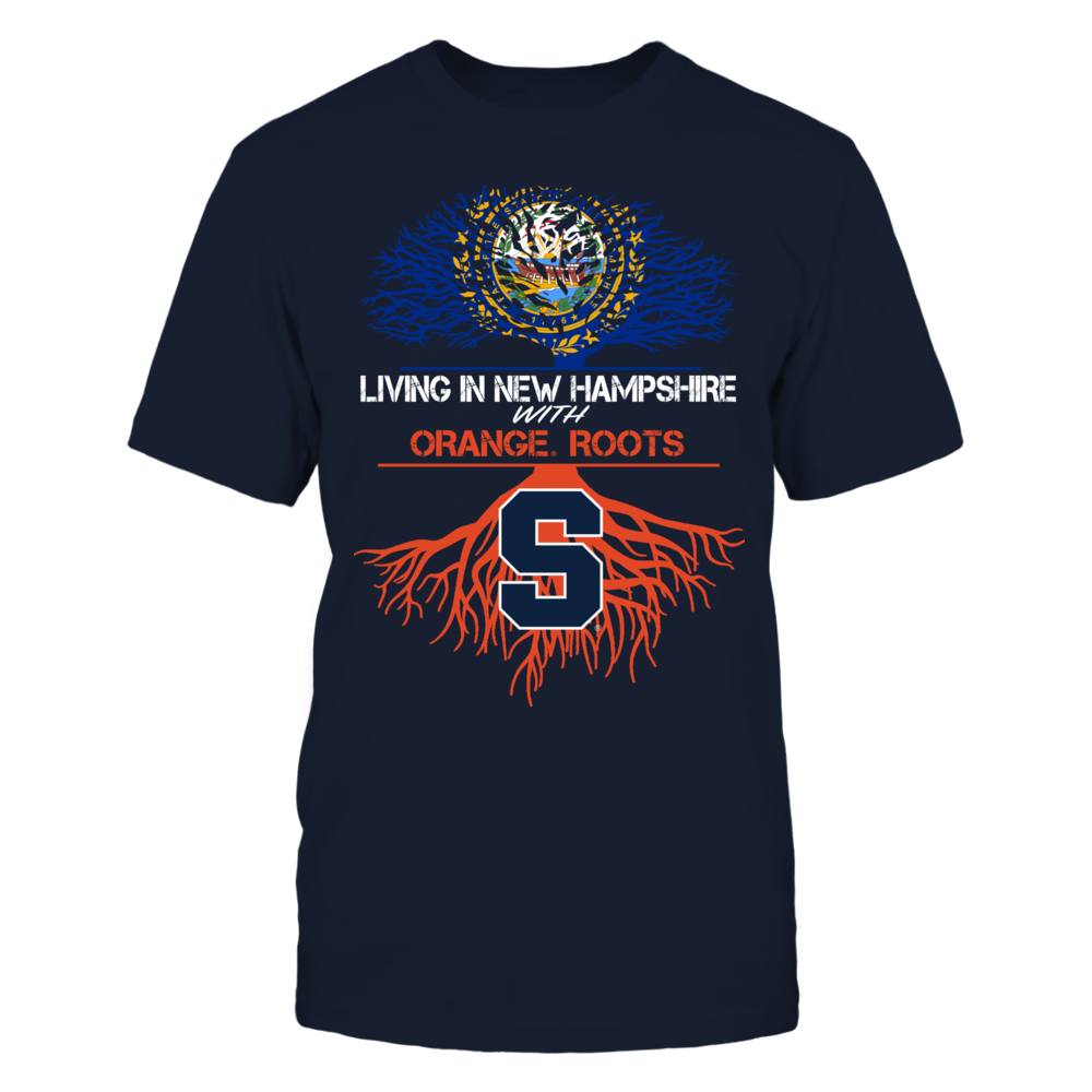 Syracuse Orange - Living Roots New Hampshire Front picture