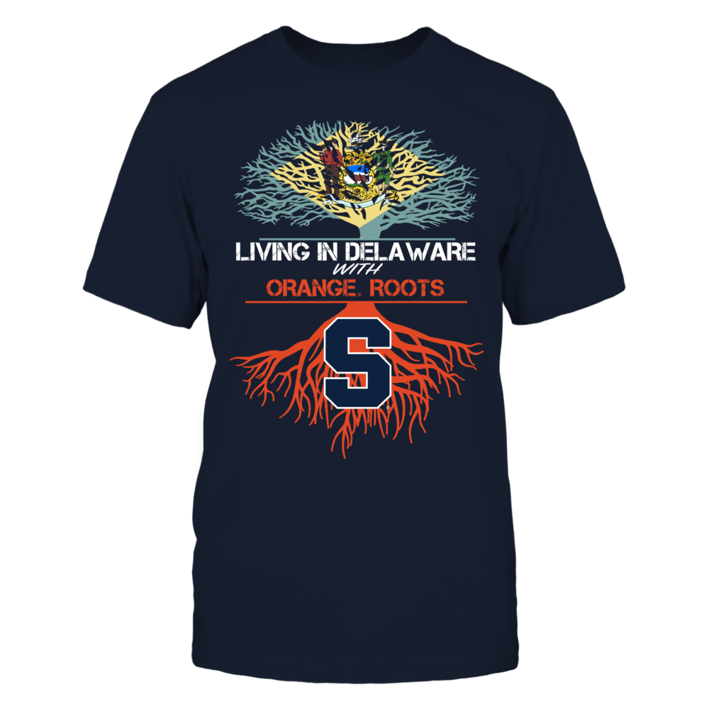Syracuse Orange - Living Roots Delaware Front picture