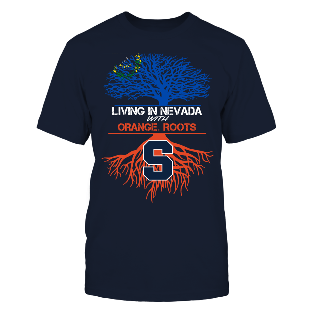Syracuse Orange - Living Roots Nevada Front picture