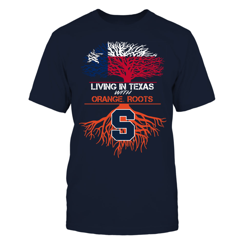 Syracuse Orange - Living Roots Texas Front picture