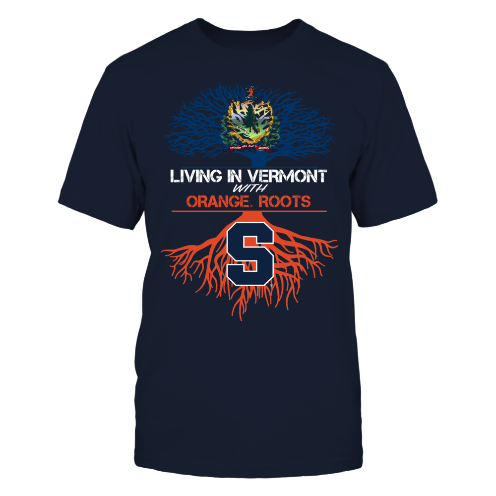 Syracuse Orange - Living Roots Vermont Front picture