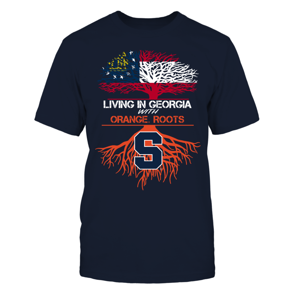 Syracuse Orange - Living Roots Georgia Front picture