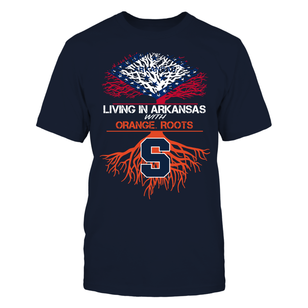 Syracuse Orange - Living Roots Arkansas Front picture