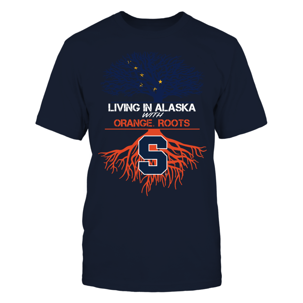 Syracuse Orange - Living Roots Alaska Front picture