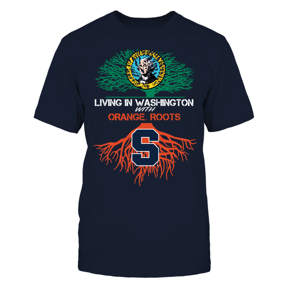 Syracuse Orange - Living Roots Washington Front picture