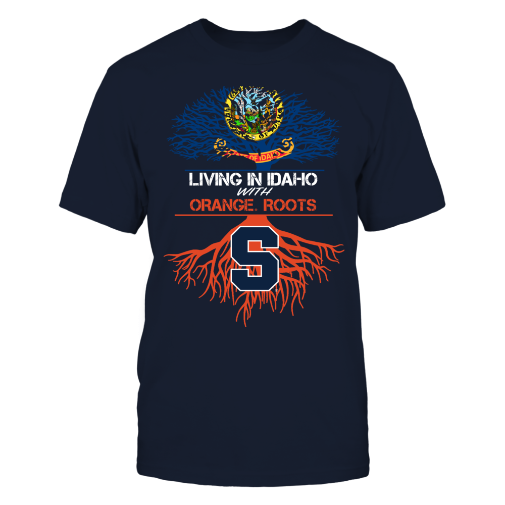 Syracuse Orange - Living Roots Idaho Front picture