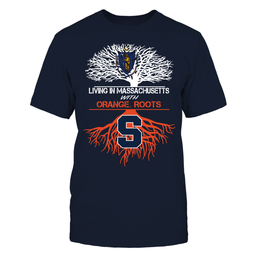 Syracuse Orange - Living Roots Massachusetts Front picture