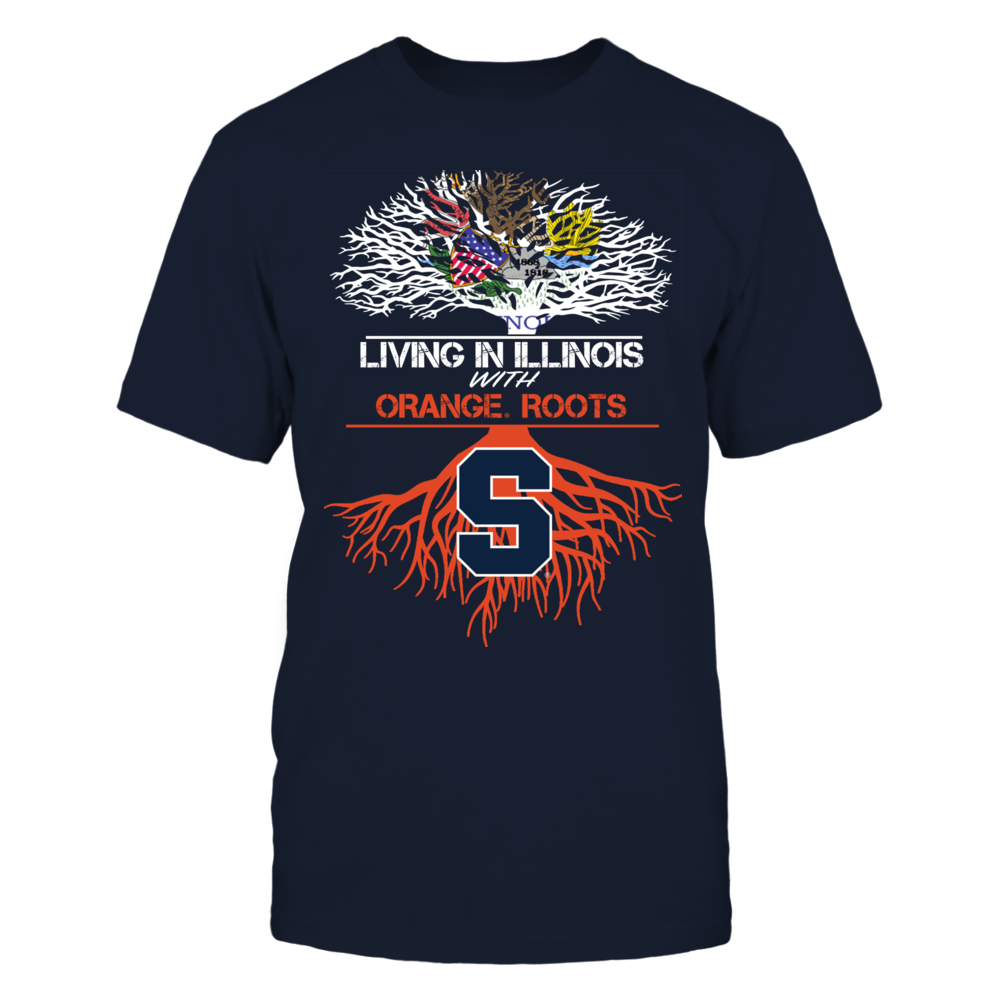 Syracuse Orange - Living Roots Illinois Front picture