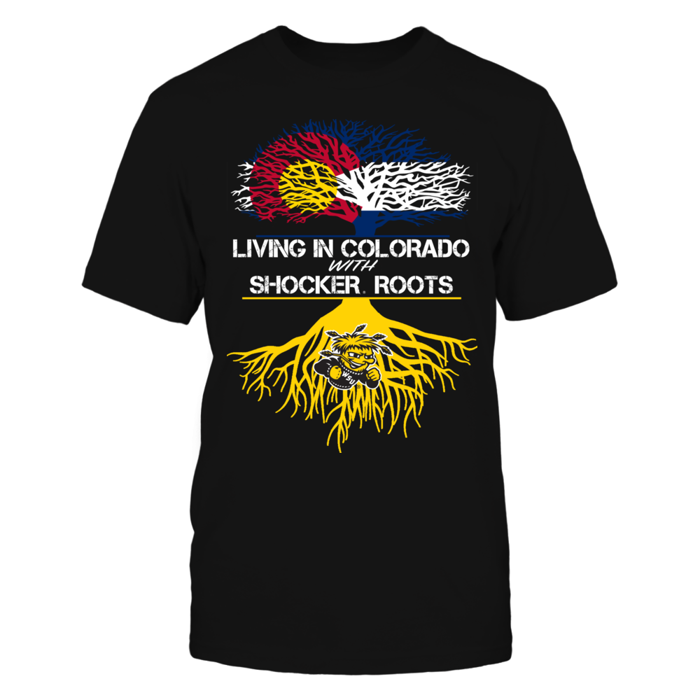Wichita State Shockers - Living Roots Colorado Front picture