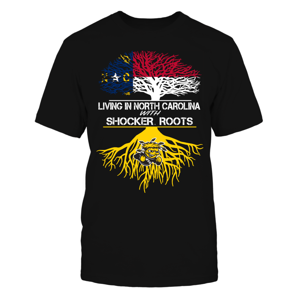 Wichita State Shockers - Living Roots North Carolina Front picture