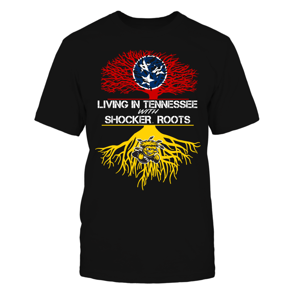 Wichita State Shockers - Living Roots Tennessee Front picture