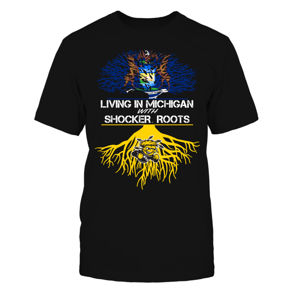 Wichita State Shockers - Living Roots Michigan Front picture