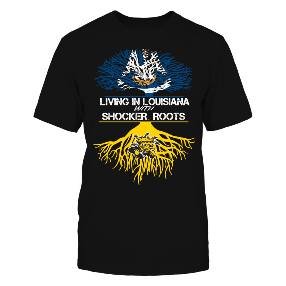 Wichita State Shockers - Living Roots Louisiana Front picture