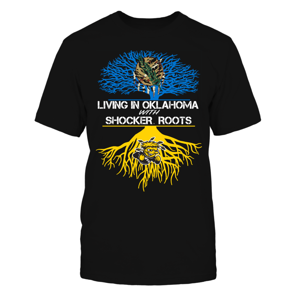 Wichita State Shockers - Living Roots Oklahoma Front picture