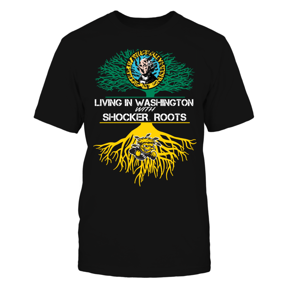 Wichita State Shockers - Living Roots Washington Front picture