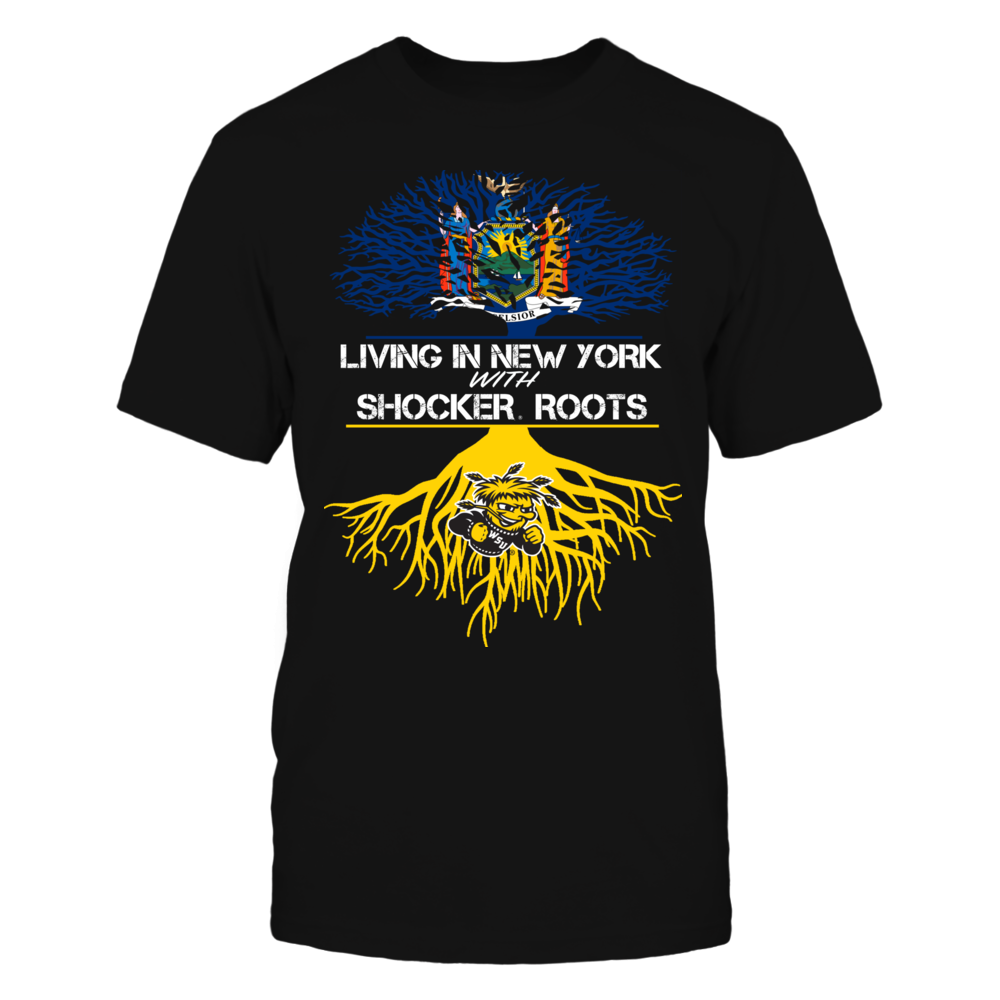 Wichita State Shockers - Living Roots New York Front picture