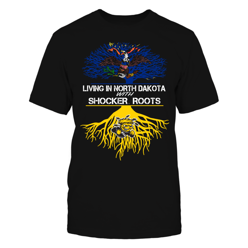 Wichita State Shockers - Living Roots North Dakota Front picture