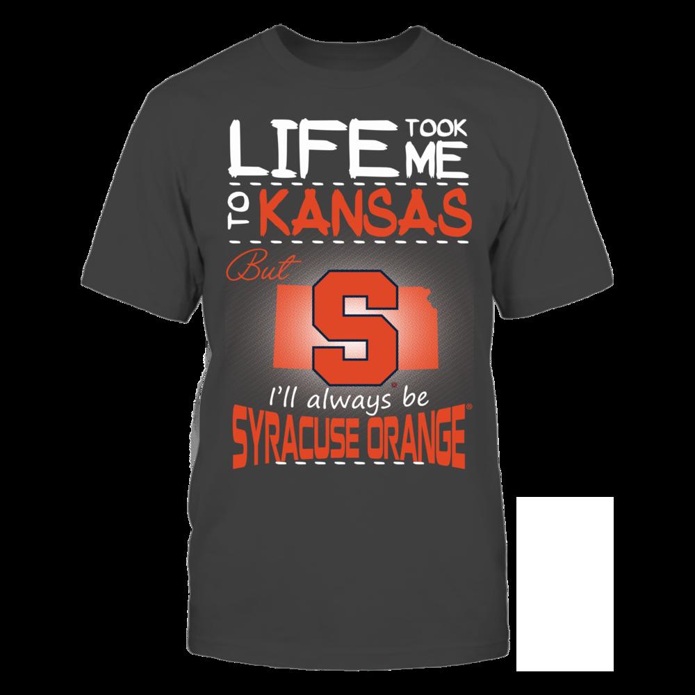Syracuse Orange - Life Took Me To Kansas Front picture