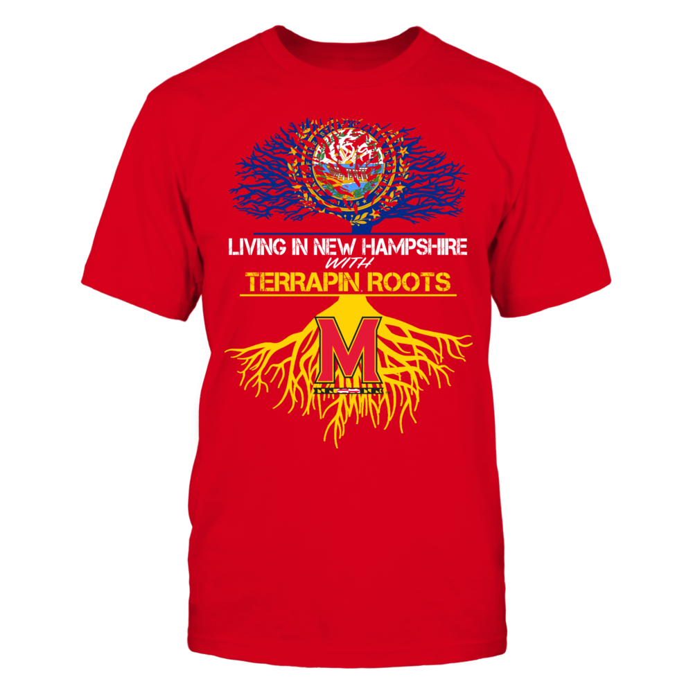 Maryland Terrapins - Living Roots New Hampshire Front picture