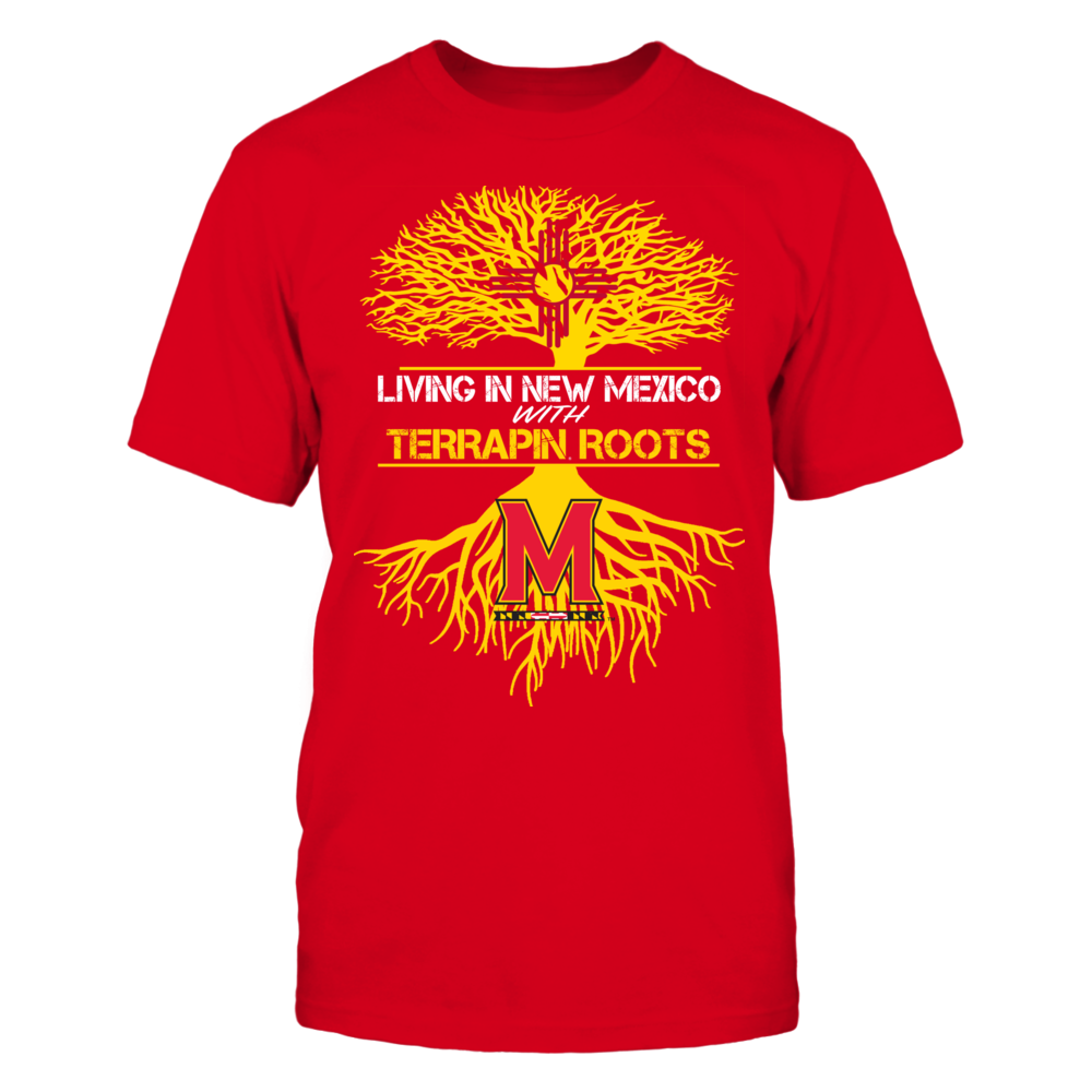 Maryland Terrapins - Living Roots New Mexico Front picture