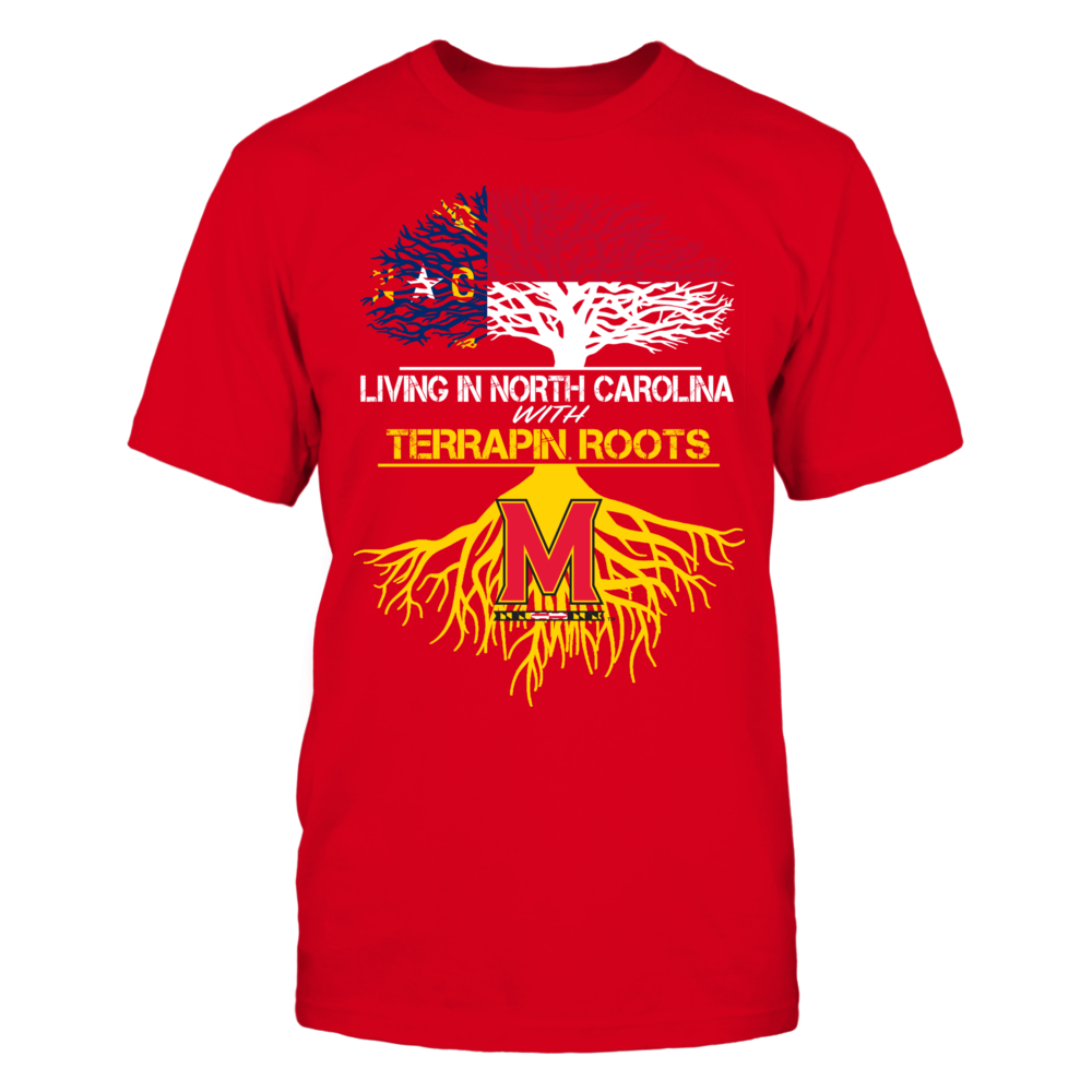 Maryland Terrapins - Living Roots North Carolina Front picture