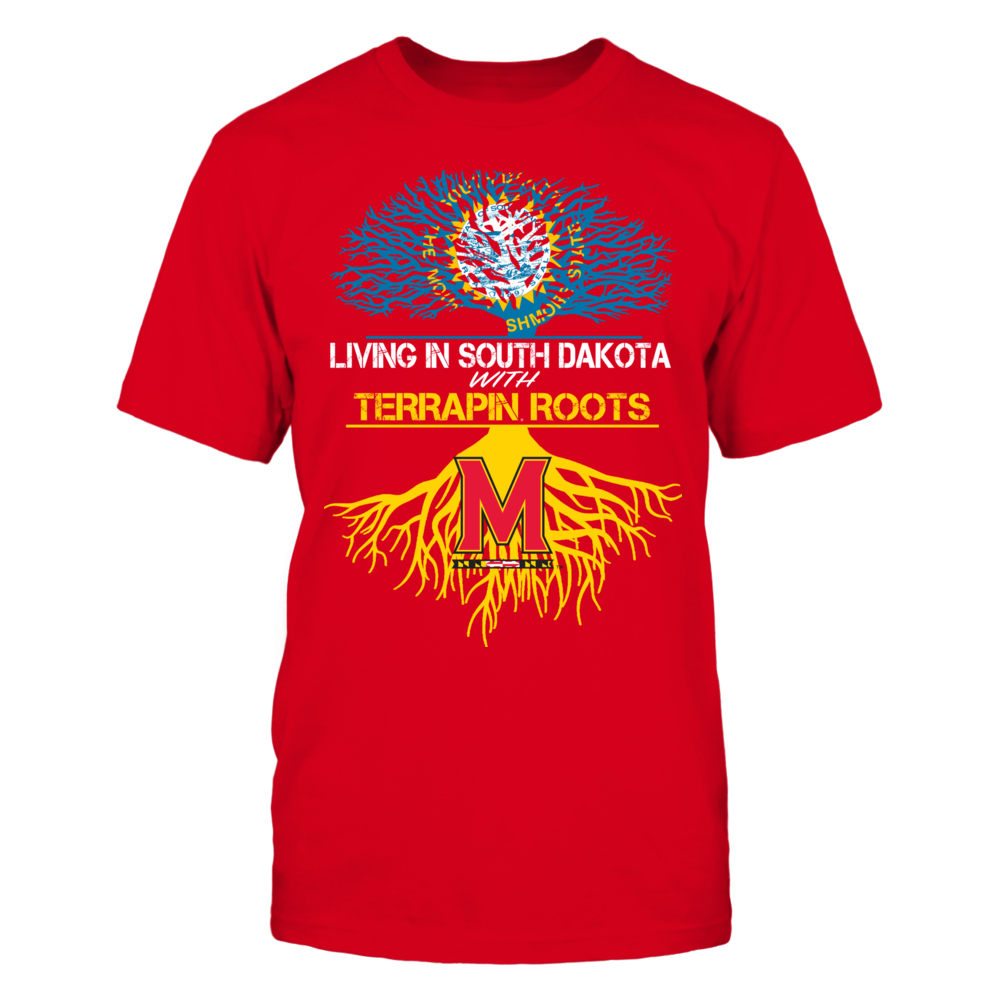 Maryland Terrapins - Living Roots South Dakota Front picture