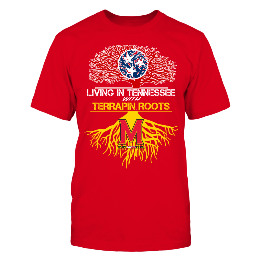 Maryland Terrapins - Living Roots Tennessee Front picture
