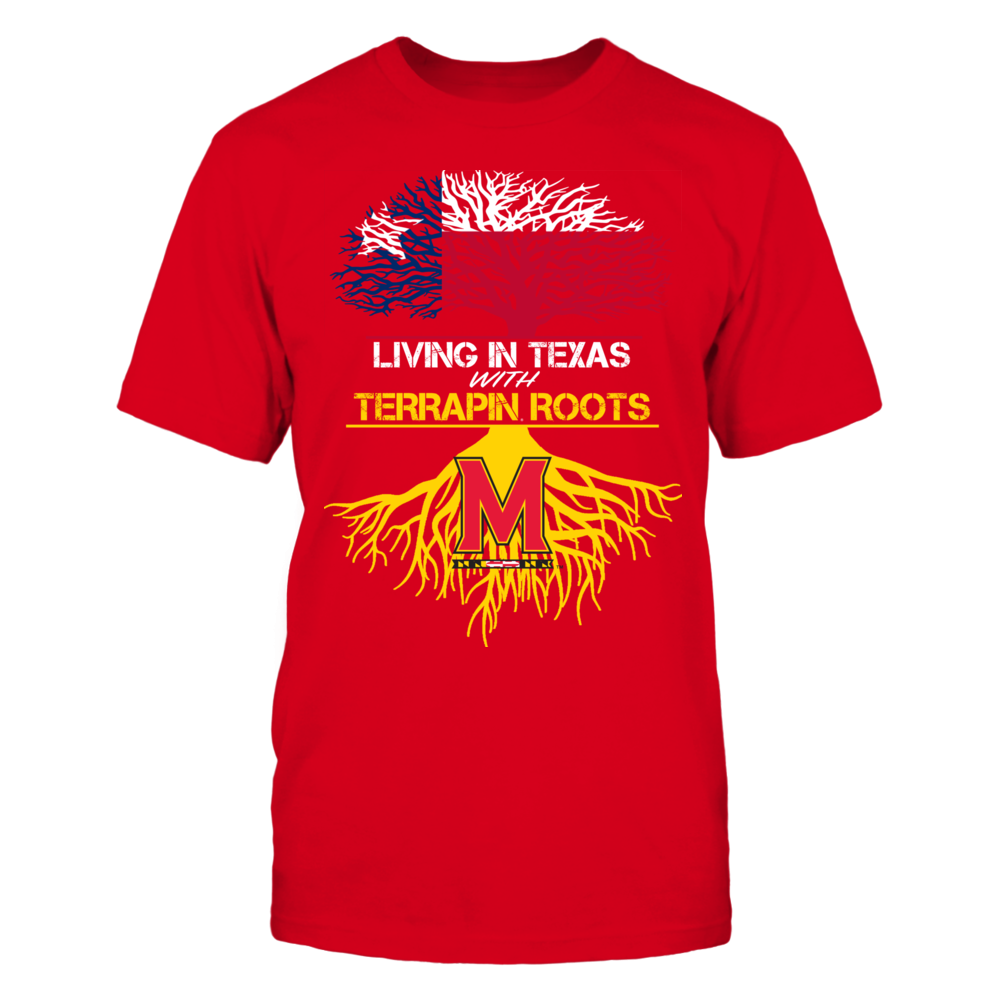 Maryland Terrapins - Living Roots Texas Front picture