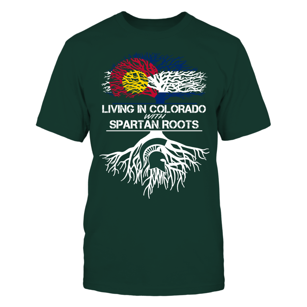 Michigan State Spartans - Living Roots Colorado Front picture