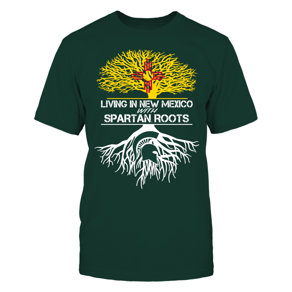 Michigan State Spartans - Living Roots New Mexico Front picture