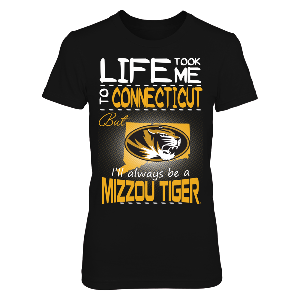 Mizzou Tigers - Life Took Me To Connecticut Front picture