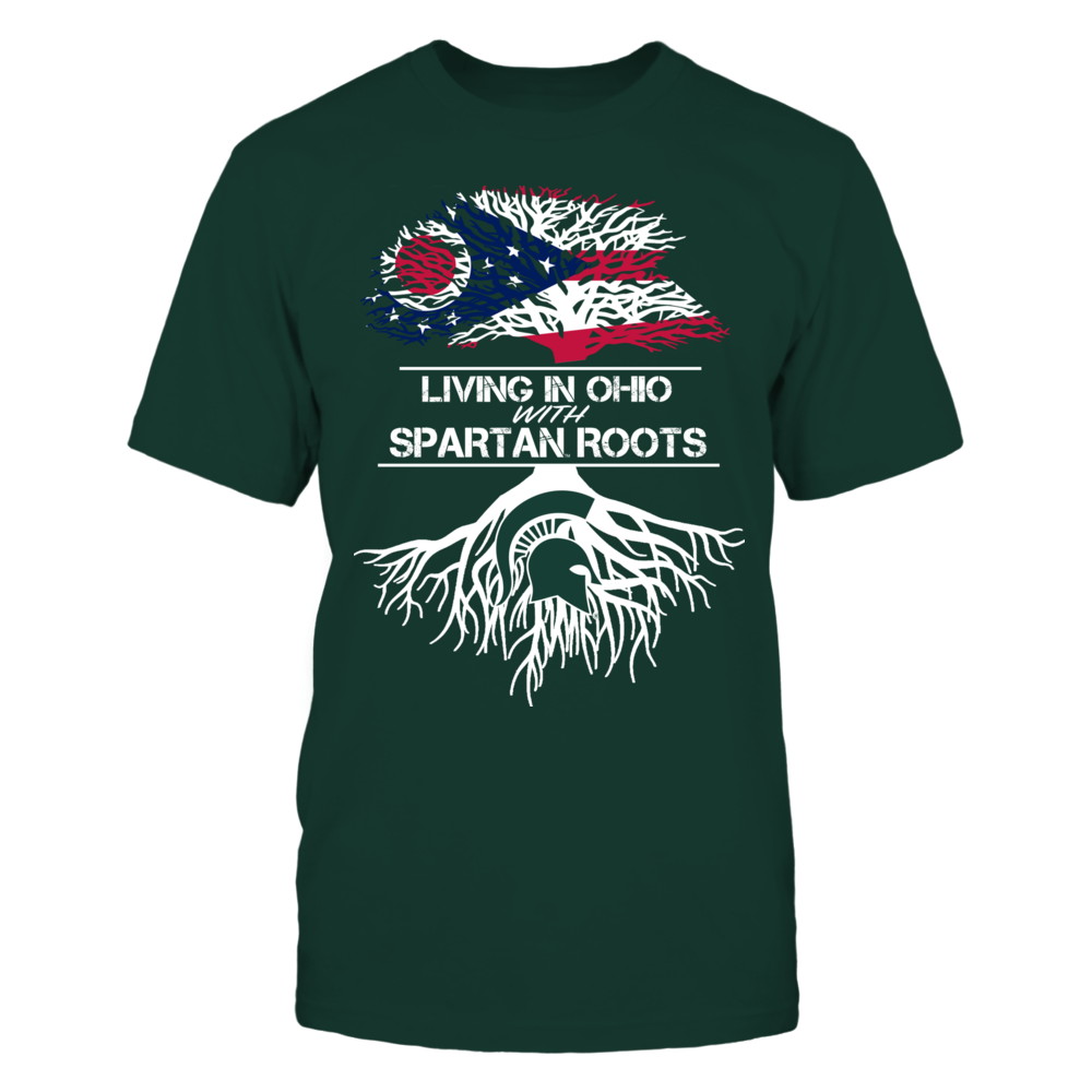 Michigan State Spartans - Living Roots Ohio Front picture