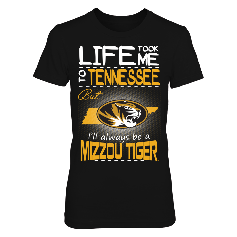 Mizzou Tigers - Life Took Me To Tennessee Front picture
