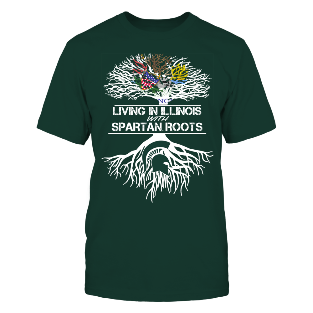 Michigan State Spartans - Living Roots Illinois Front picture