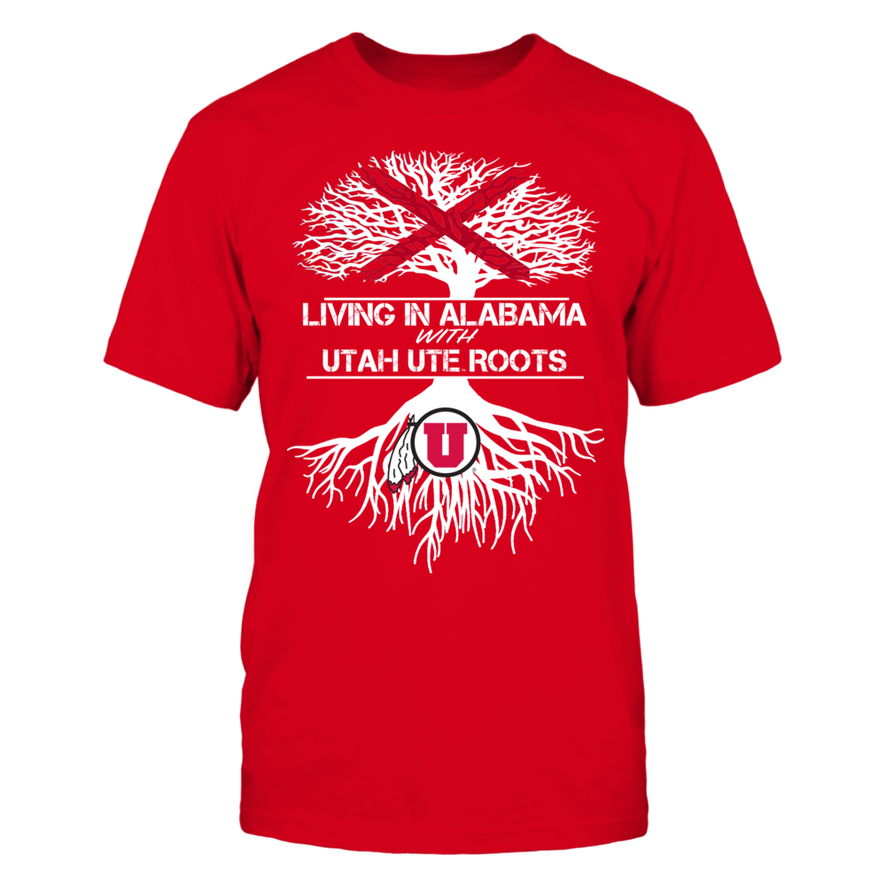 Utah Utes - Living Roots Alabama Front picture