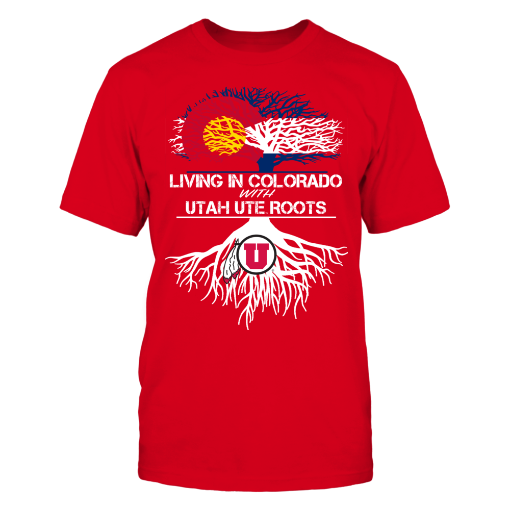 Utah Utes - Living Roots Colorado Front picture