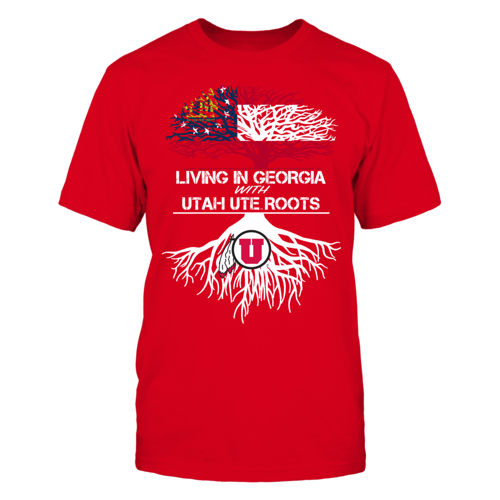 Utah Utes - Living Roots Georgia Front picture