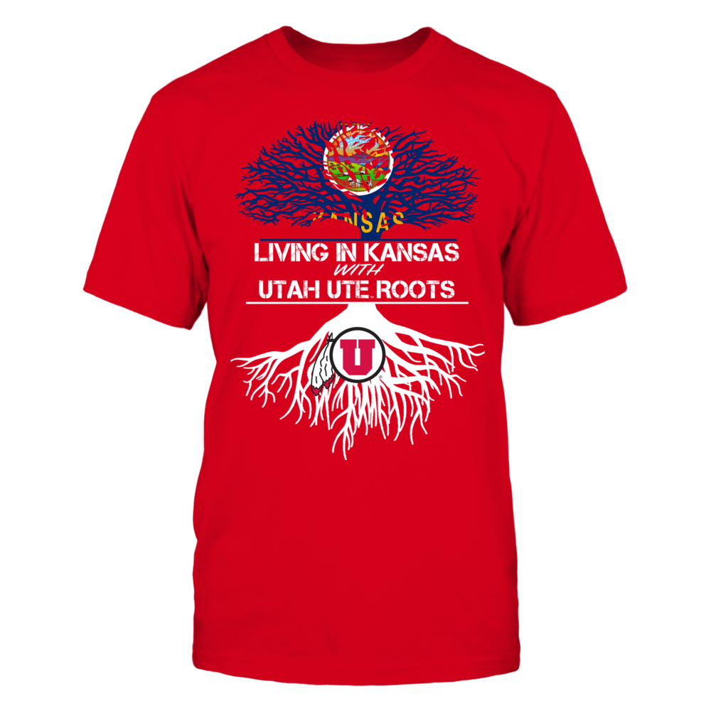 Utah Utes - Living Roots Kansas Front picture